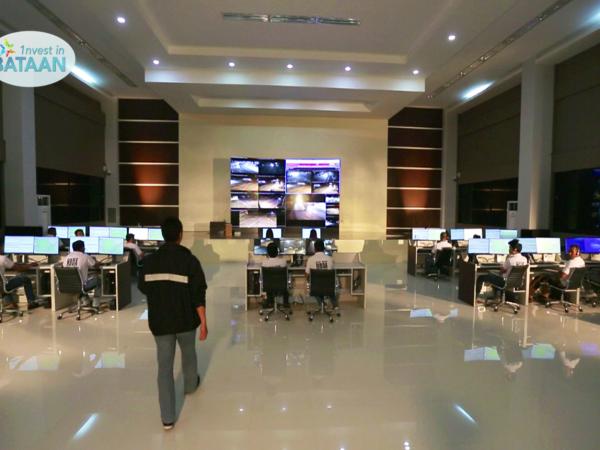 1Bataan Command Center