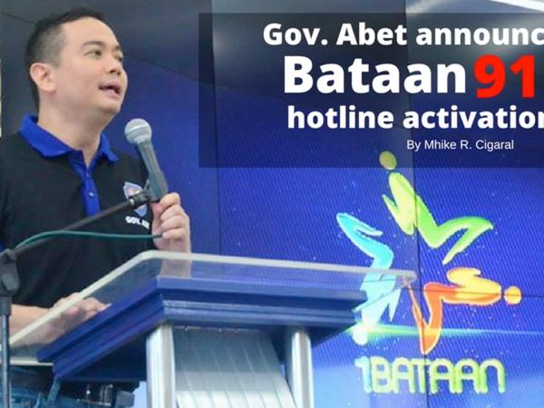 Bataan Hotline 911