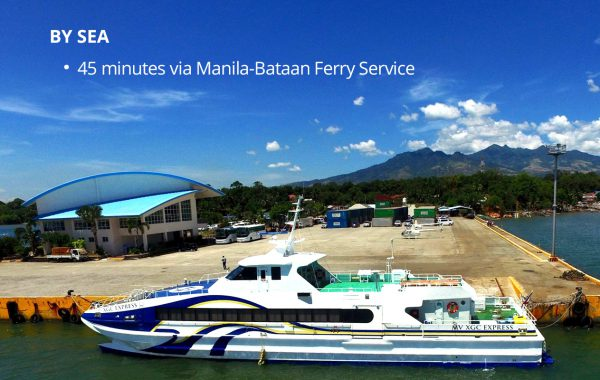 Manila-Bataan Ferry Service